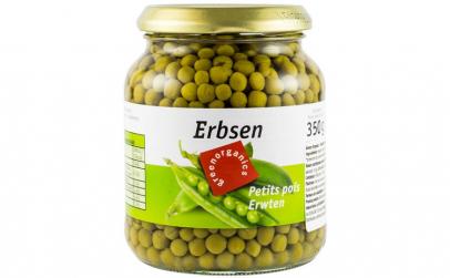 Mazare Bio, 350 g / 215 g GREEN ORGANICS