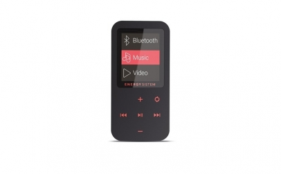 MP4 Player Energy TOUCH Bluetooth Coral