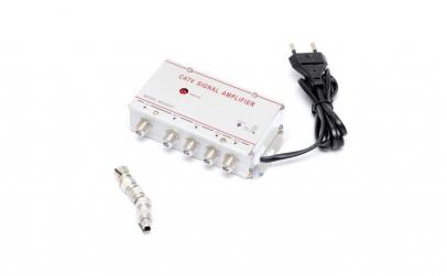 Amplificator de semnal televizor TV cu