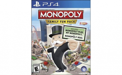 Joc Monopoly Family Fun Pack Monopoly