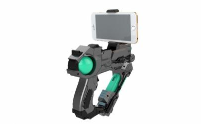 Pistol pentru jocuri pe telefon