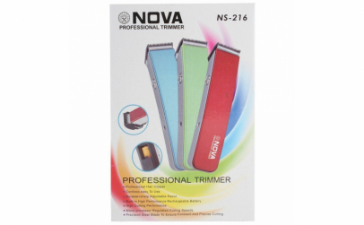 Trimmer Professional Nova NS-216