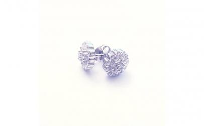 Cercei din Argint cu Zirconii