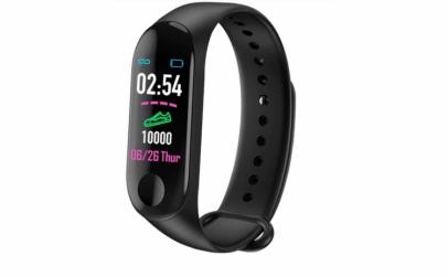 Bratara fitness smartband, bluetooth
