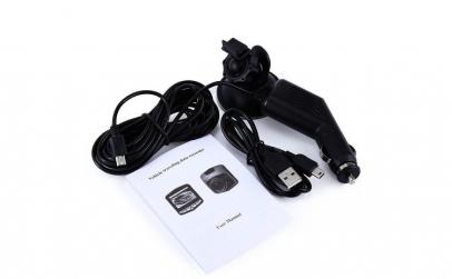 Camera Auto DVR, Full HD, 1080P, Rotire