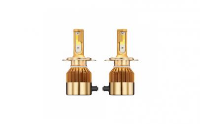 Set doua becuri cu LED auto H7