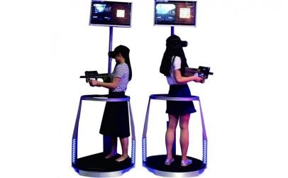 2 x Ochelari Virtuali 3D