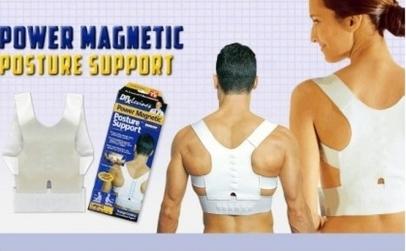 Banda magnetica pentru spate