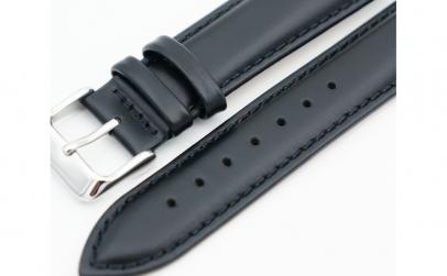 Curea ceas din piele neagra