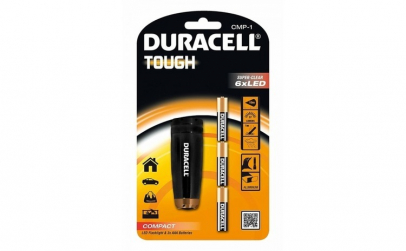 Lanterna Duracell DURACELLTOUGHCMP-1-Z,