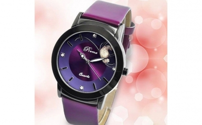 Ceas dama Prema Casual Purple
