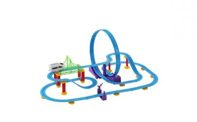 Circuit electric de Tren + Locomotiva
