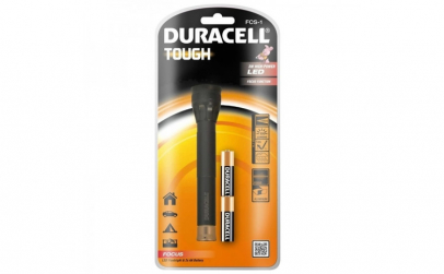 Lanterna Tough Duracell DFCS-1, 127 lm