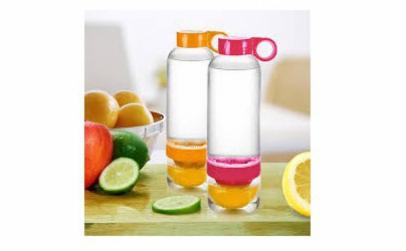 Citrus Zinger-sticla cu storcator