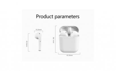 Casti Bluetooth Wireless In Ear