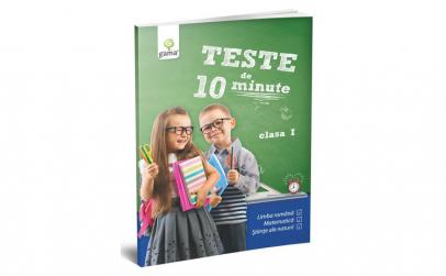 Teste de 10 minute Teste de 10 minute.