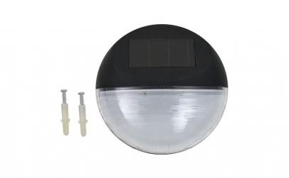 Lampa solara fixare perete 2 led