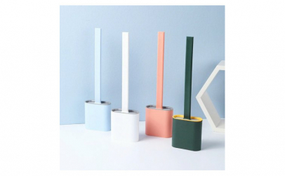Perie pentru toaleta silicon