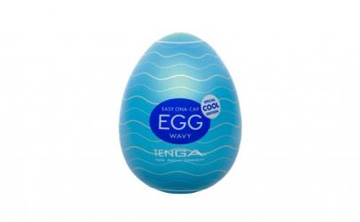 Mini Masturbator Tenga Egg Cool