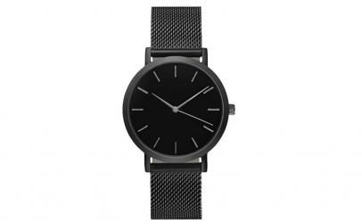 Ceas dama negru - model nou