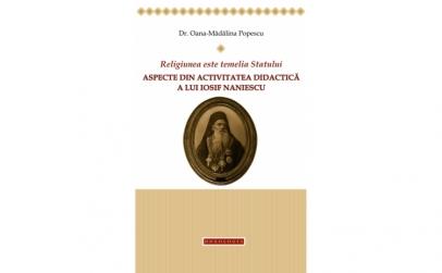 Religiunea este temelia Statului.