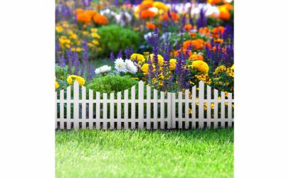 Gard decorativ pentru curte/gradina