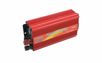 Invertor de tensiune 24V - 220V - 1500W