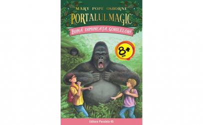 Buna dimineata gorilelor! Portalul Magic