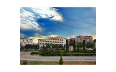 Hotel Rusca 3*