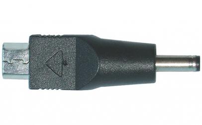 Adaptor micro USB - conector DC 2,5mm