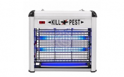 Aparat cu lampa UV pentru insecte
