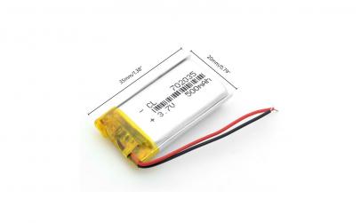 702035 - Acumulator Li-Polymer