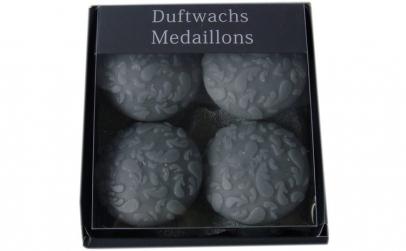 Set de  8 medalioane din ceara