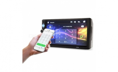 MP5 PLayer auto 2DIN  7'' cu GPS