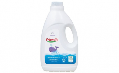 Detergent rufe pentru bebelusi Lavanda