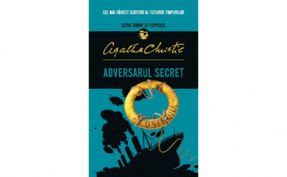 ADVERSARUL SECRET. Agatha Christie