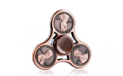 Fidget Spinner Metalic One Cent