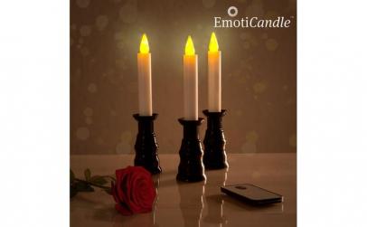 Lumânări LED Ambianță Romantică