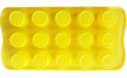 Forma din silicon pentru bomboane -