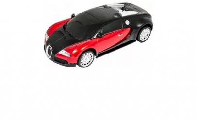 Masinuta cu telecomanda Bugatti Red 1:14