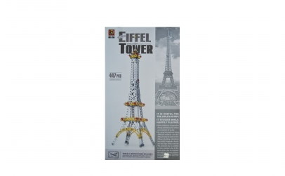Set Constructie Turnul Eiffel 447 Piese