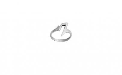 Inel Model Puls Argint 925, Marimea 53