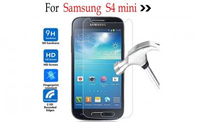 Folie sticla Samsung Galaxy S4 Mini