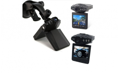 Camera auto Full HD cu ecran rabatabil