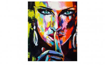 Tablou Canvas Secretul, 95 x 125 cm