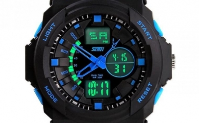 Ceas Sport Multifunction Blue