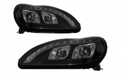 Set 2 faruri LED DRL Mercedes