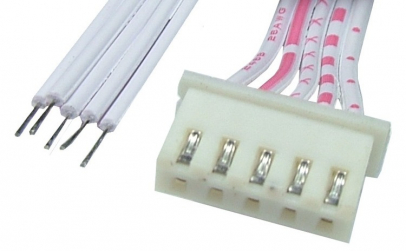Cablu de semnal, 5 pini, mama - 128080