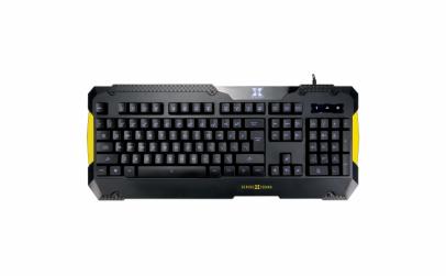 Tastatura gaming cu taste iluminate
