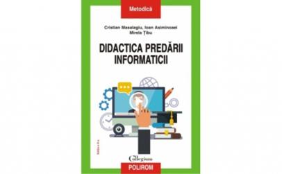 Didactica predarii informaticii -